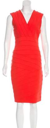 Robert Rodriguez Bodycon Knee-Length Dress