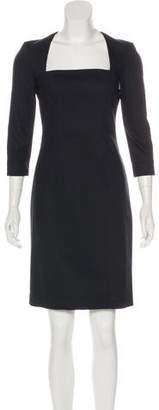 The Row Knee-Length Sheath Dress
