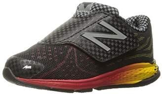 New Balance Boys' Vazee Rush Hook and Loop Running Shoe