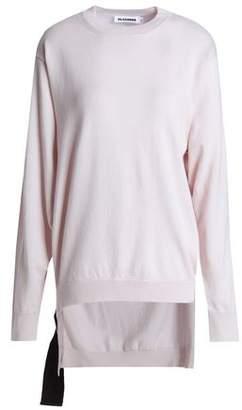 Jil Sander Buckled Cashmere Sweater