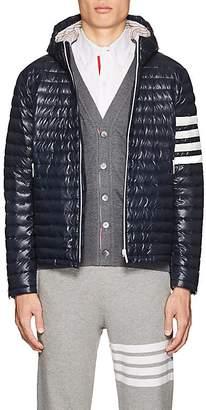 Thom Browne Men's Block-Striped Down Puffer Jacket