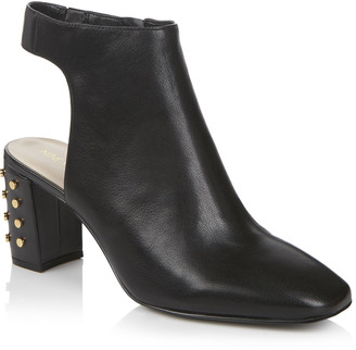 Nine West Xtravert Leather Shoe Boot