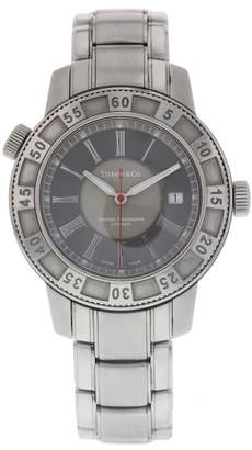 Tiffany & Co. Mark T-57 Stainless Steel Automatic 42mm Mens Watch