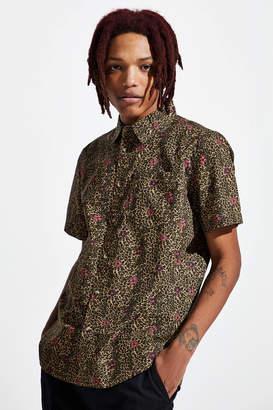 Dark Seas Nassau Short Sleeve Button-Down Shirt