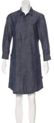 Patagonia Long Sleeve Knee-Length Dress