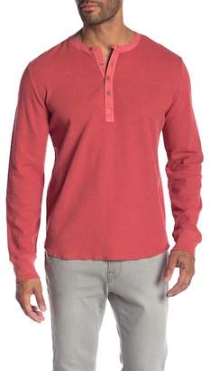Grayers Campesina Double Cloth Henley
