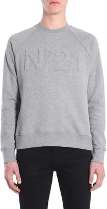 N°21 Round Collar Sweatshirt