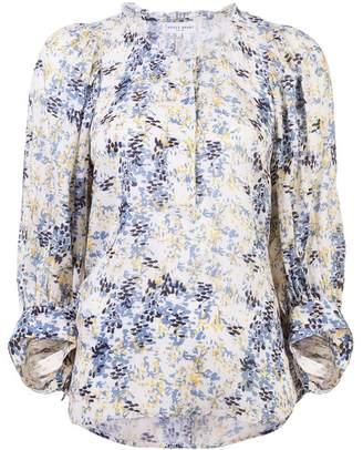 Apiece Apart floral shift blouse