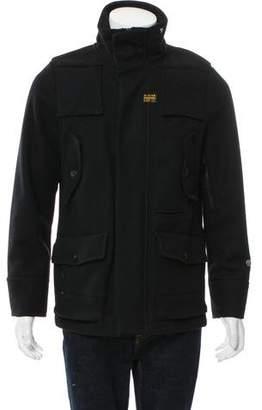 G Star Woven Utility Coat