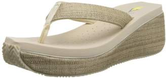 Volatile Women's Bahama Wedge Sandal
