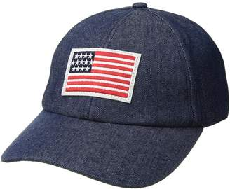 Collection XIIX American Flag Baseball Hat Caps