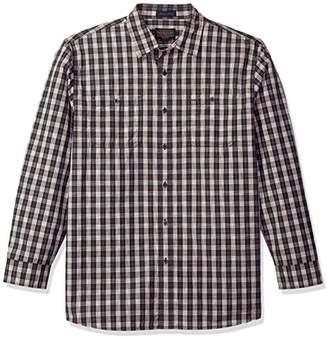 Pendleton Men's Long Sleeve Classic-Fit Kay Street Shirt