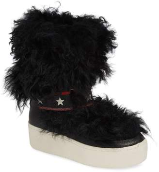 Ash Cool Genuine Shearling Boot