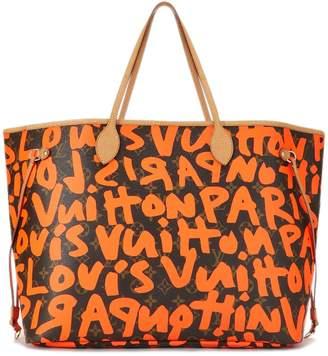 b0f5e5629a7 Louis Vuitton Stephen Sprouse x Monogram Graffiti Neverfull GM