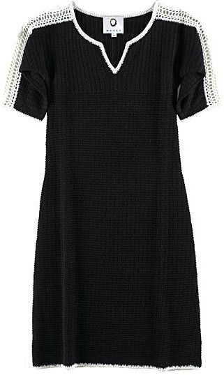 Mayle Short Sleeve Knit Dress