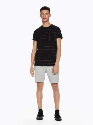 Scotch & Soda Contrast Stripe Tee Club Nomade