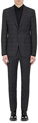 Givenchy Men's Glen Plaid Wool Two-Button Suit