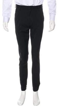 Kenzo Wool-Blend Cropped Pants