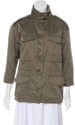 Joie Hooded Utility Jacket