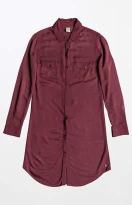 Roxy Tomini Bay Shirt Dress