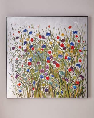 John-Richard Collection Ja Ding's Spring Blossoms Wall Art