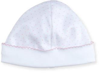 Kissy Kissy Polka-Dot Print Baby Hat