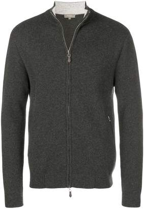 N.Peal knitted bomber jacket