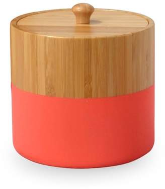 DKNY Vista Bamboo Covered Jar