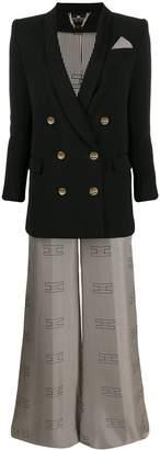 Elisabetta Franchi two piece suit