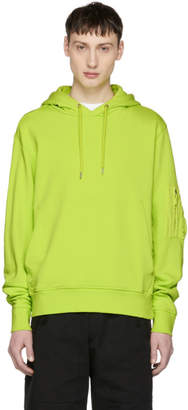Tim Coppens Yellow Marking Equipment Hoodie
