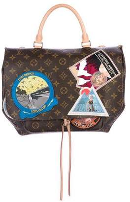 Louis Vuitton Cindy Sherman Camera Messenger Bag