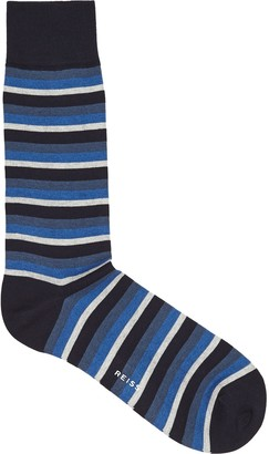 Reiss Roberts Striped Socks