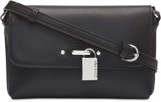 Calvin Klein Roxy Leather Crossbody