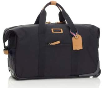 Storksak Cabin Wheeled Carry-On with Hanging Organizer