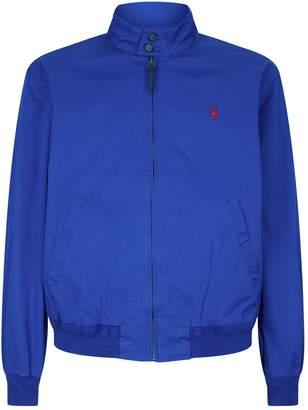 Polo Ralph Lauren Cotton Zip-Up Jacket