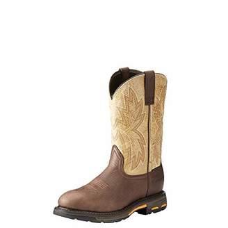 Ariat Men's Workhog Raptor Composite Toe Construction Boot
