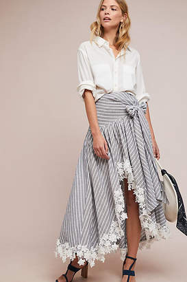 Steele Piccadilly Striped Skirt