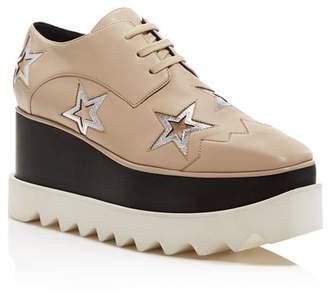 Stella McCartney Women's Star Sneaker Elyse Platform Sneakers