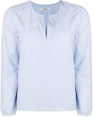 Humanoid loose blouse