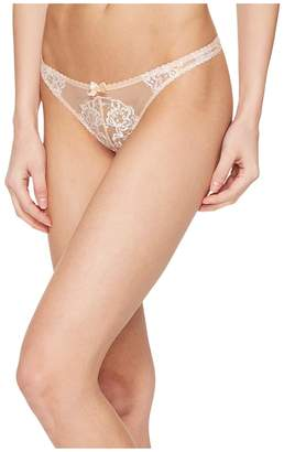 L'Agent by Agent Provocateur Angelica Thong Women's Underwear