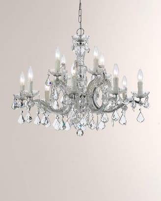 Swarovski Maria Theresa 12-Light Chandelier