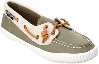 Sperry Women's Sayel Away Canvas Boat Shoe