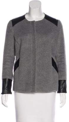 Ella Moss Textured Long Sleeve Jacket