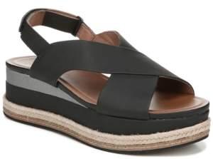 Naturalizer Baya Slingback Platform Sandals Women's Shoes