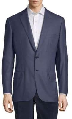 Brioni Wool & Silk Suit Jacket