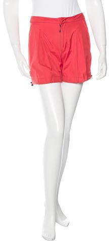 MonclerMoncler Lightweight Mini Shorts