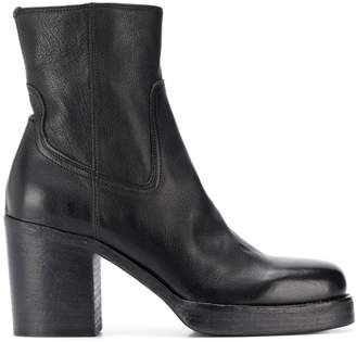 Officine Creative chunky heel ankle boots