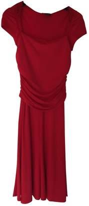 La Perla Red Cotton - elasthane Dress for Women