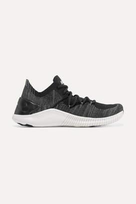 Nike Free Tr 3 Flyknit Sneakers - Black