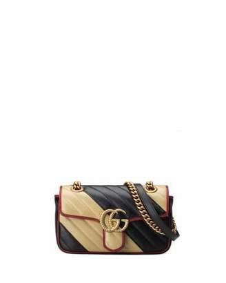 Gucci GG Marmont 2.0 Mini Shoulder Bag